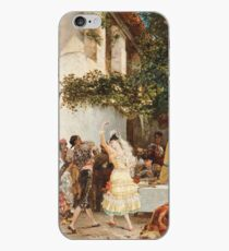 Georges Jules Victor Clairin - The Spanish Dancers iPhone Case