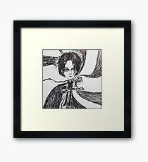 Jack White  Framed Print