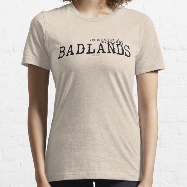 Badlands T-shirt essentiel