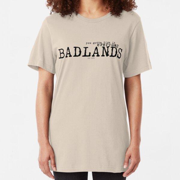 Badlands Slim Fit T-Shirt
