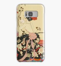Georges Barbier - Le Grand Decolletage Samsung Galaxy Case/Skin