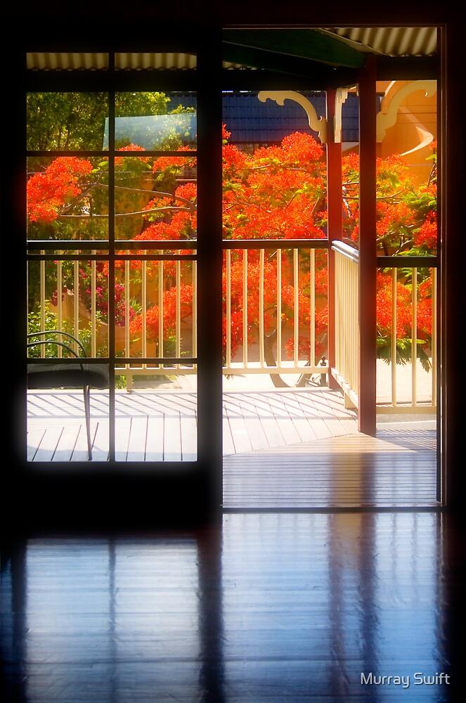 Verandah view by Murray Swift