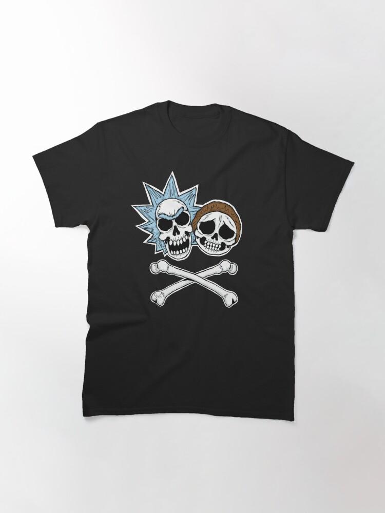 Alternate view of Crossbones Classic T-Shirt