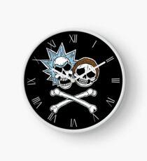 Reloj Tibias cruzadas
