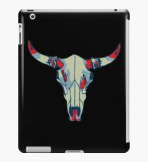 Midnight Bulls iPad Case/Skin