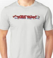 Great Wall of Mushu Unisex T-Shirt