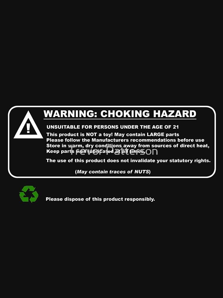 Choking Hazard by CatchLight