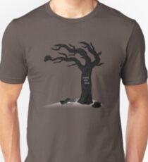Waiting for Godot - Godot Was Here Unisex T-Shirt