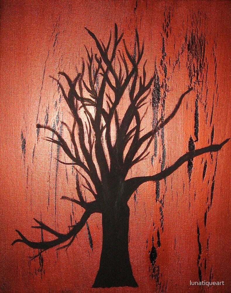 Tree of Life III by lunatiqueart