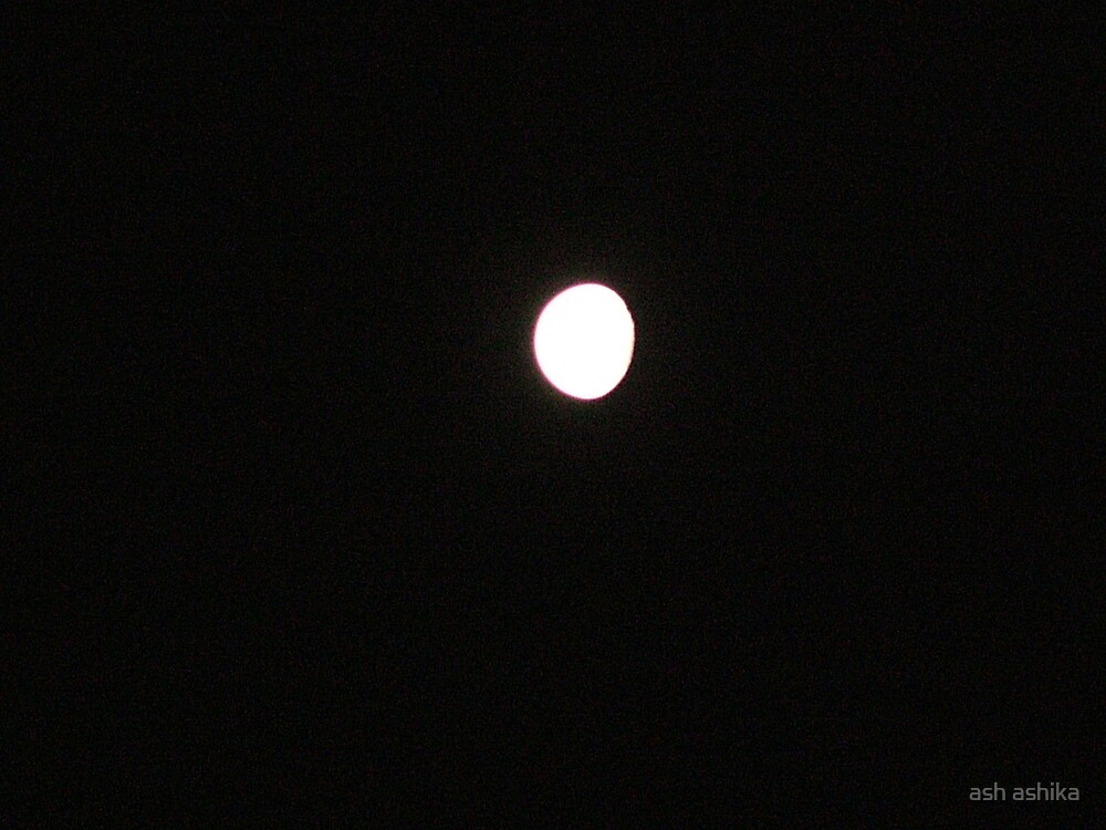 moon by ash ashika