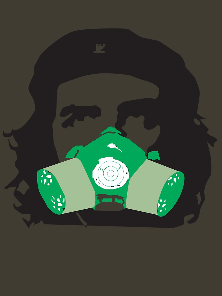 Che Guevara by dfield