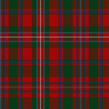 MacKinnon #2 Clan/Family Tartan  by Detnecs2013