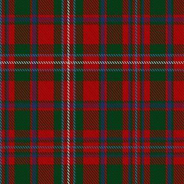 MacKinnon #2 Clan/Family Tartan  by Detnecs2013
