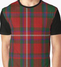 MacKinnon #3 Clan/Family Tartan  Graphic T-Shirt