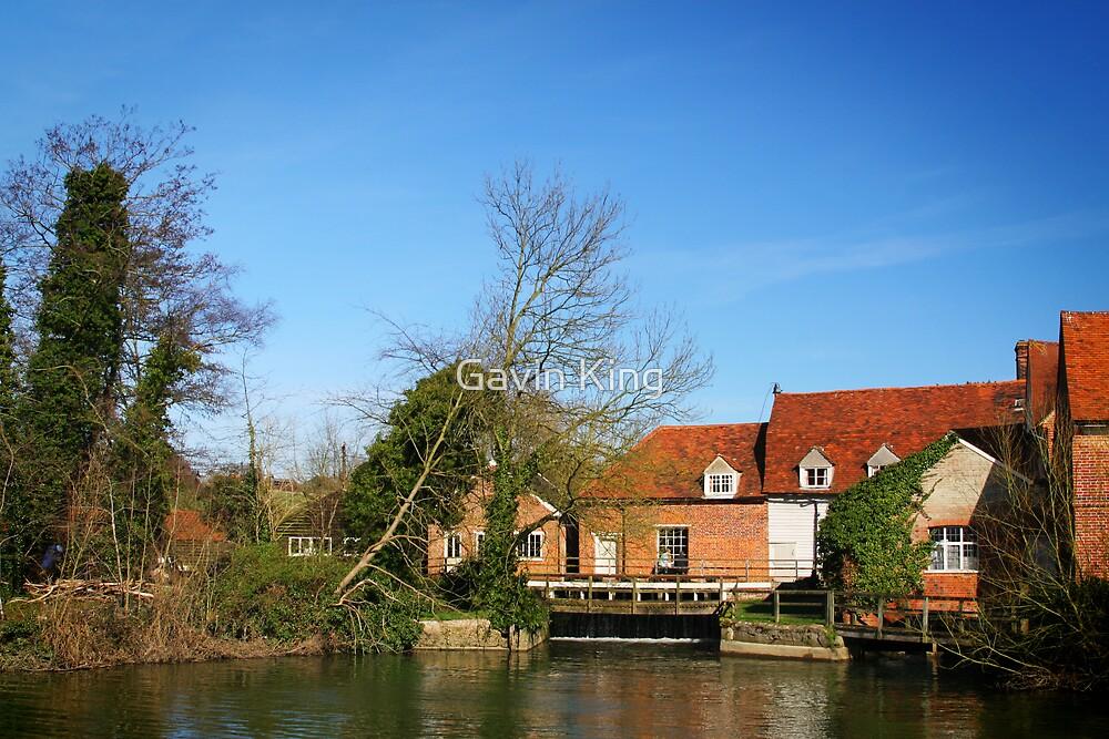 Mill Pond by Gavin King