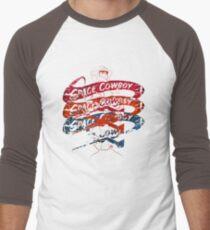 Space Cowboy - Mono Racer Men's Baseball ¾ T-Shirt