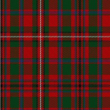 MacKinnon #5 Clan/Family Tartan  by Detnecs2013