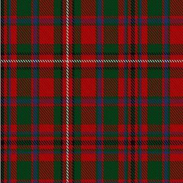 MacKinnon #5 Clan/Family Tartan  by Detnecs2013