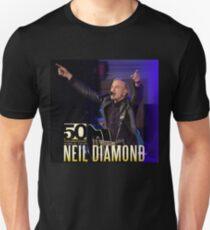 50 YEAR ANNIVERSARY DIAMOND NEIL GLEGES4 Unisex T-Shirt