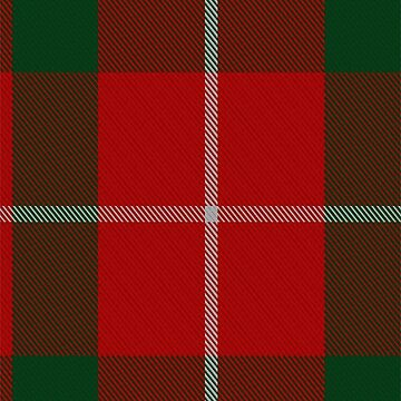 MacKinnon #6 Clan/Family Tartan  by Detnecs2013