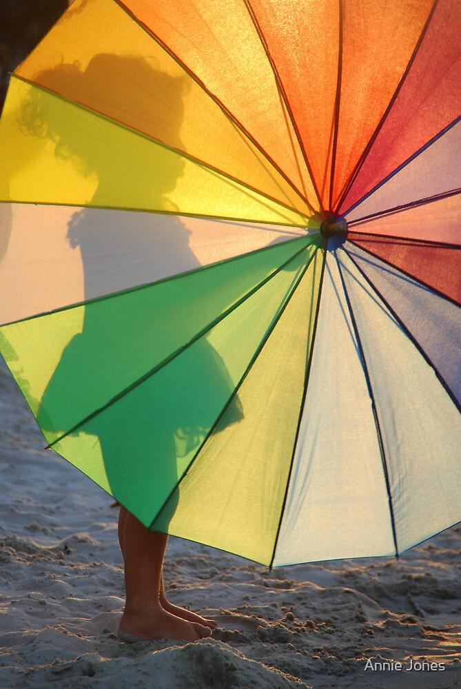 Under my umbrella by Annie Jones