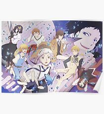 Spoon 2Di Bungou Stray Dogs Poster