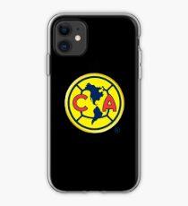 CLUB AMERICA AGUILAS MASKOT iphone case