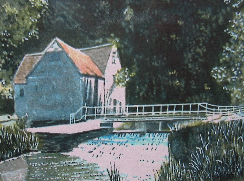 Sturminster Mill 2 Dorset by Tonkin
