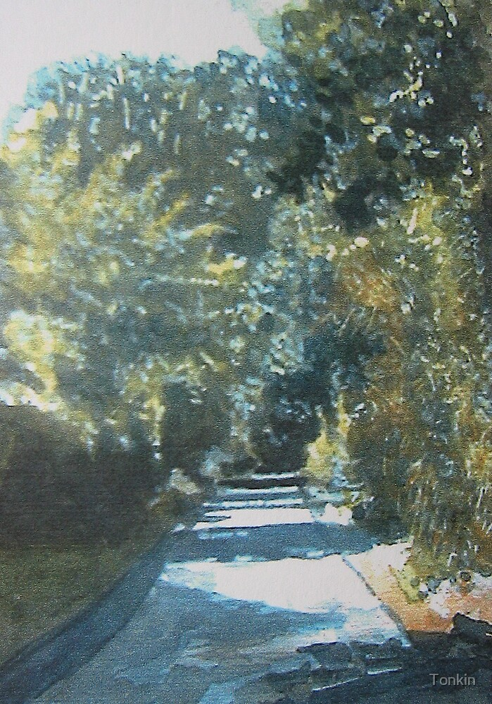 Fox-Rosehill Gardens, Falmouth by Tonkin