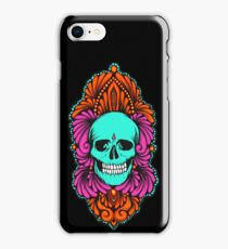 Psychedelic Skull No.1 iPhone Case/Skin