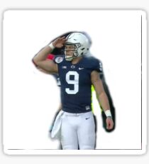 Penn State Football Guess Who's Back? Sticker