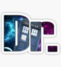Dr....Who? Sticker