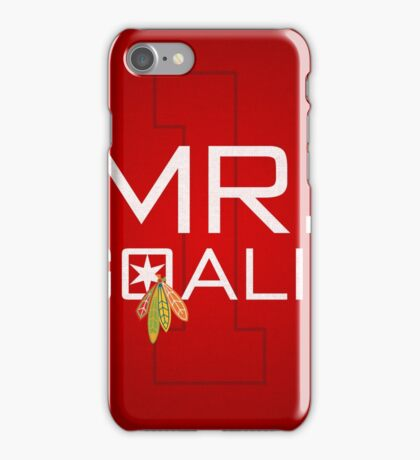 Mr. Goalie iPhone Case/Skin