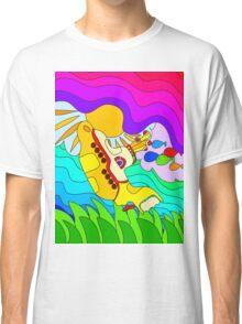 Yellow Submarine Trip Classic T-Shirt