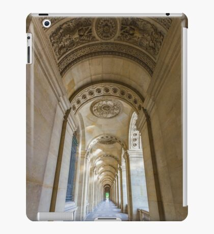 Musee du Louvre, Paris 2 iPad Case/Skin