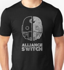 Alliance Switch Picture Unisex T-Shirt