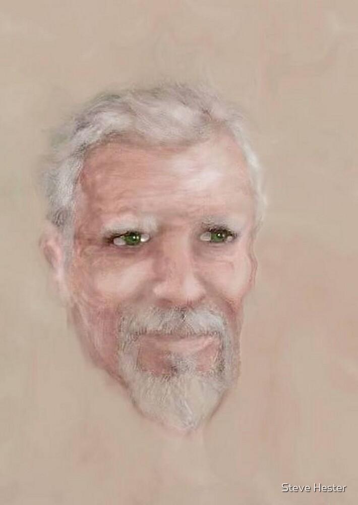 Old Man by Steve Hester