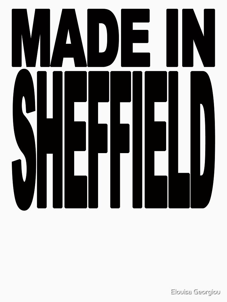 Made in Sheffield by MissGeorgiou
