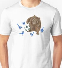 Wrens football Wombat Unisex T-Shirt