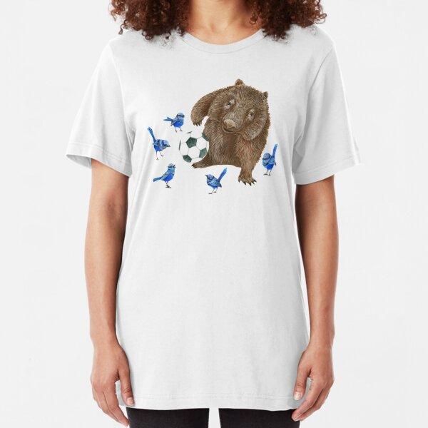 Wrens football Wombat Slim Fit T-Shirt
