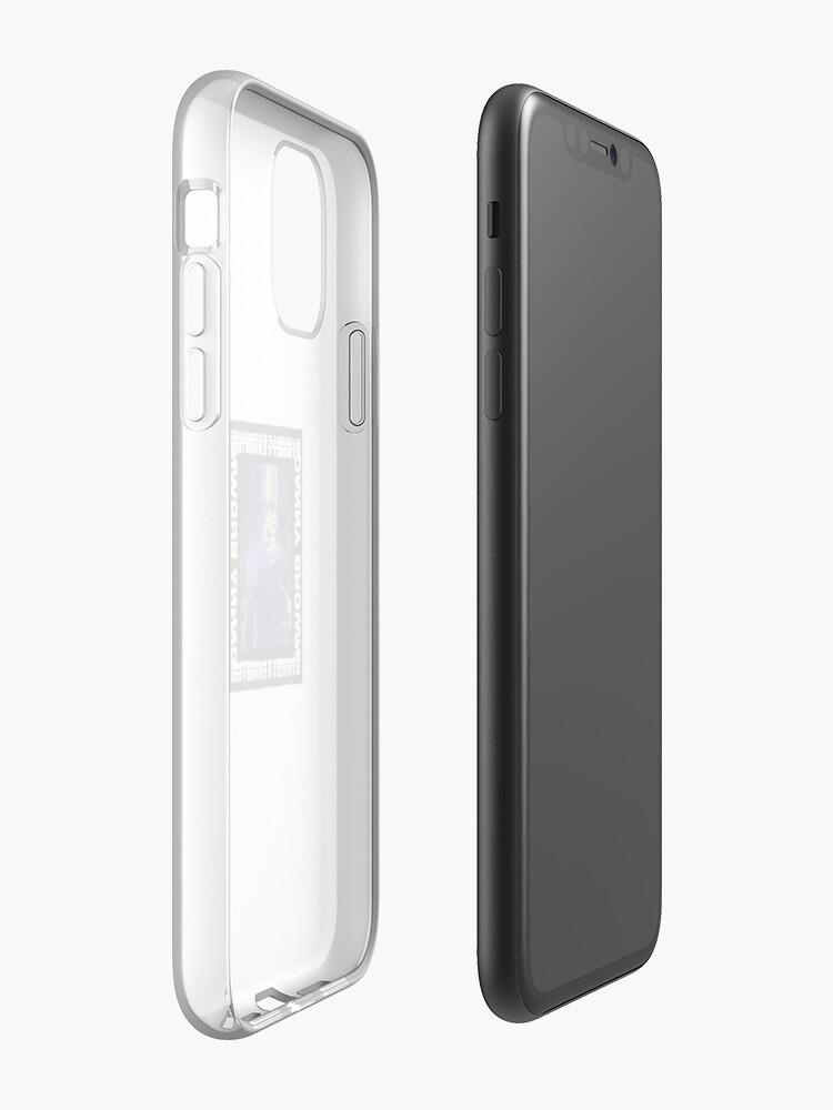 coque 4s iphone - Coque iPhone «DANNY BROWN», par billyvanamels