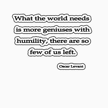 Humilty, Levant by insanevirtue