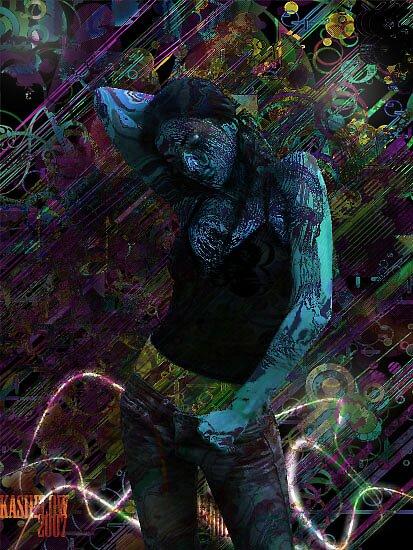 Colour Nymph by Kashflow