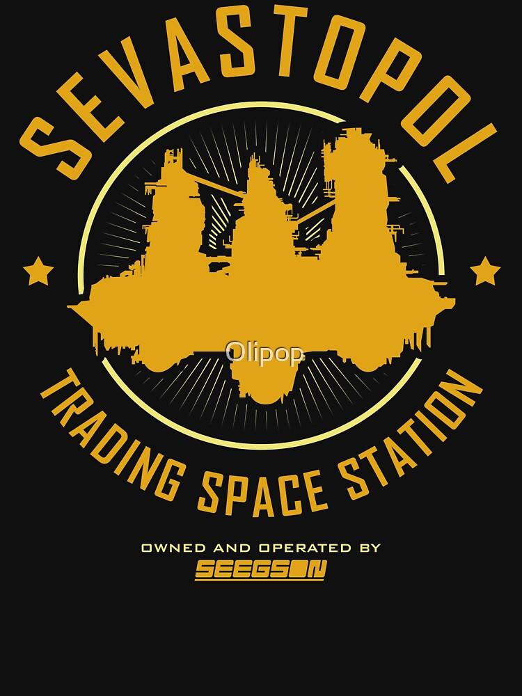 Sevastopol Station | Unisex T-Shirt