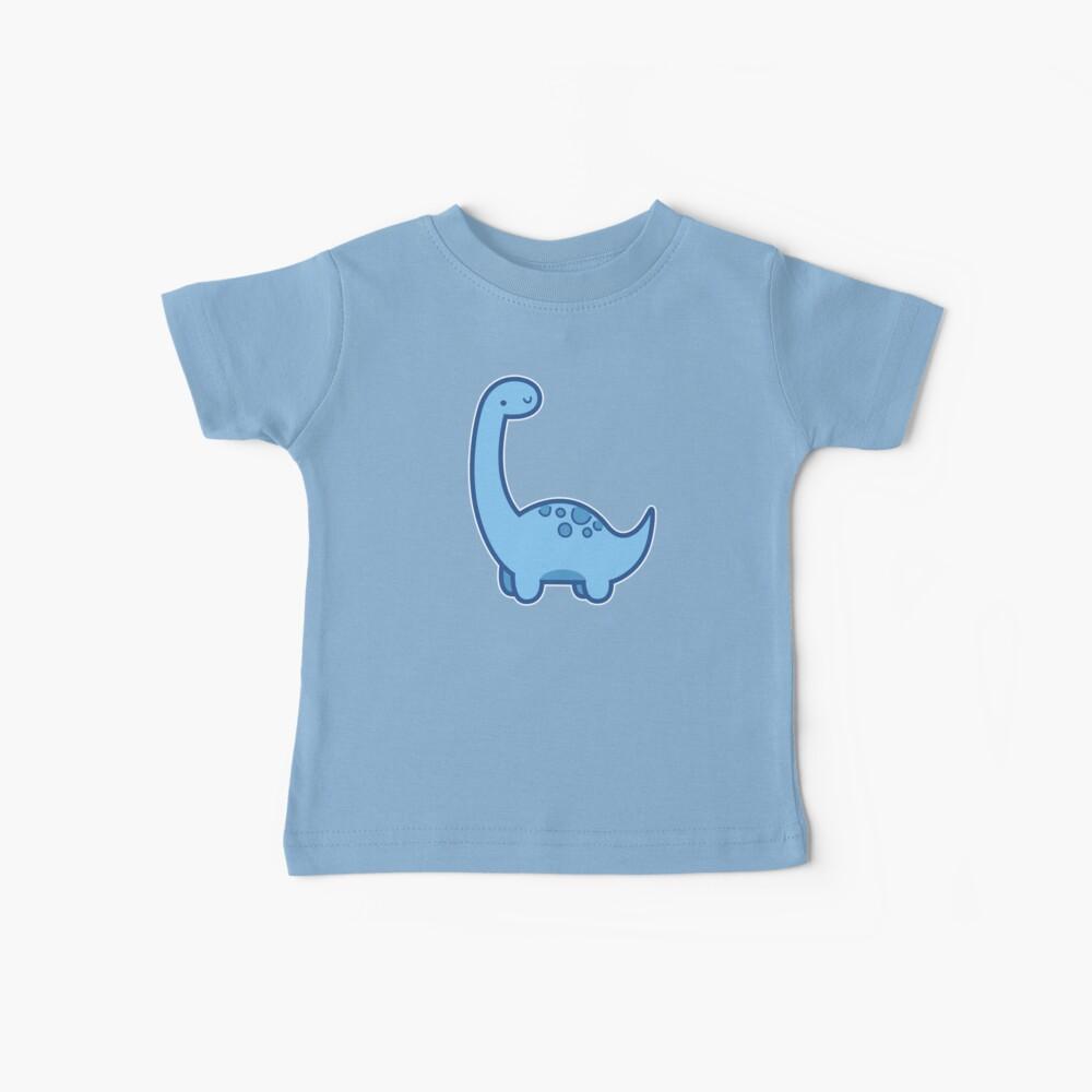 Netter Dino Baby T-Shirt
