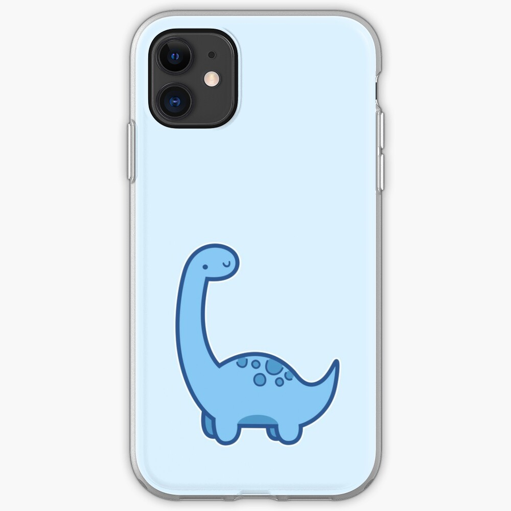 Cute Dino iPhone Case & Cover