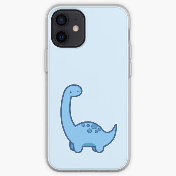 Cute Dino iPhone Soft Case