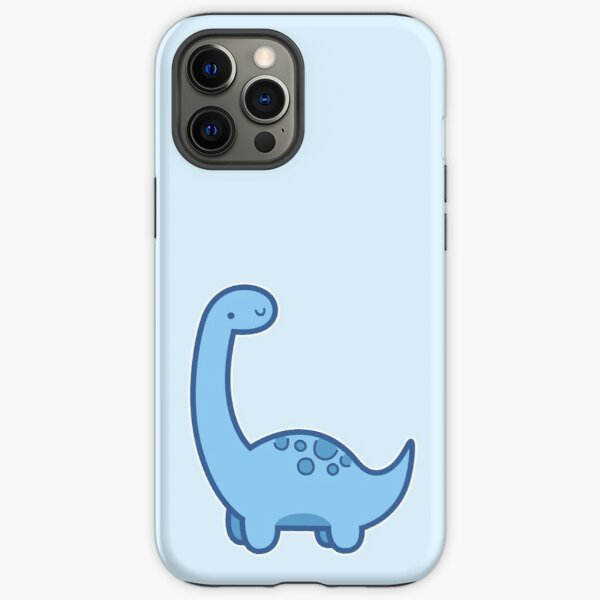Cute Dino iPhone Tough Case
