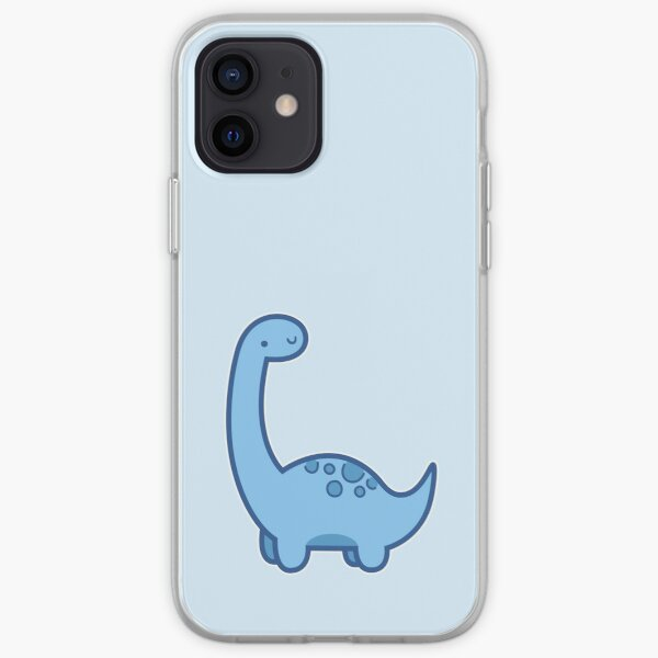 Dino mignon Coque souple iPhone