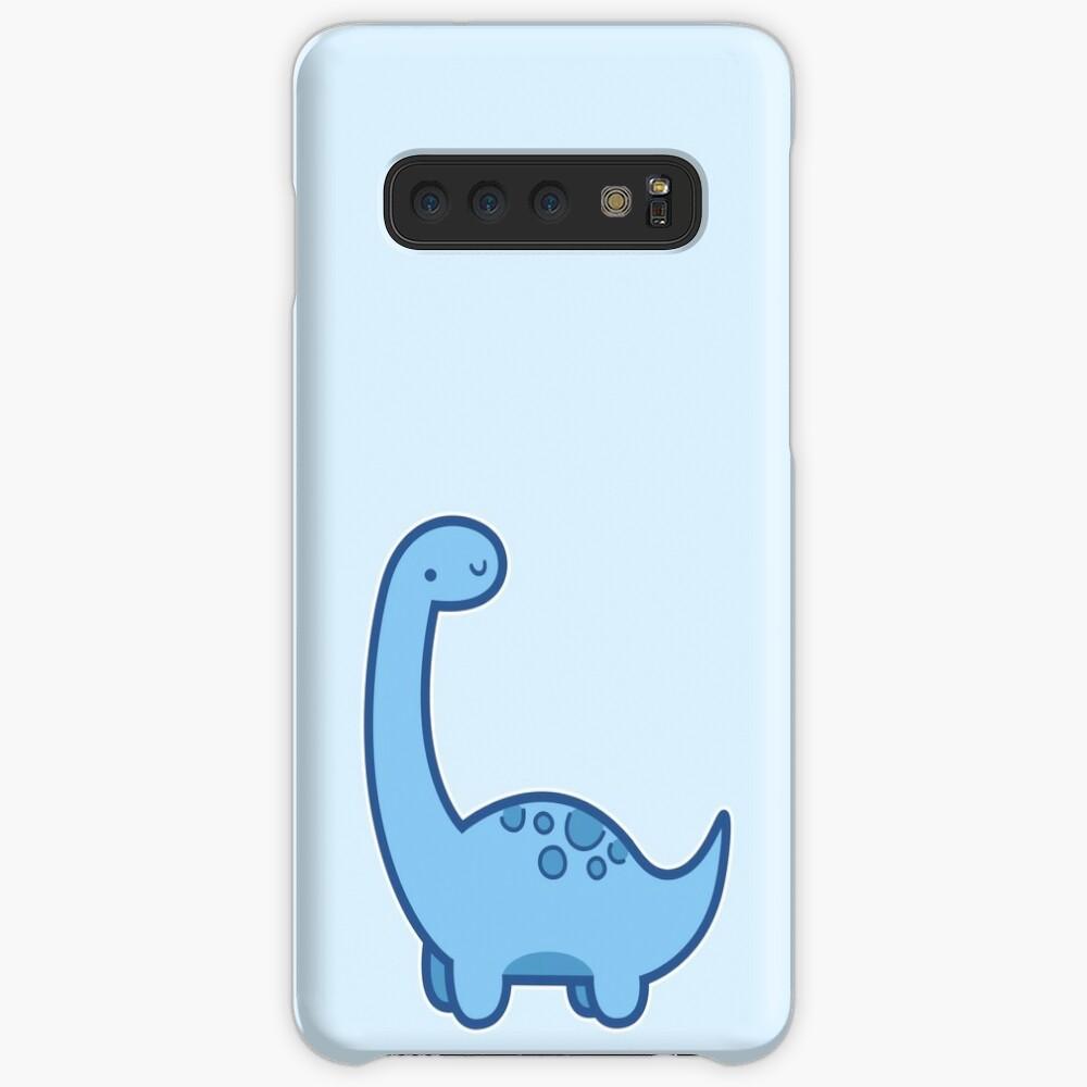 Cute Dino Case & Skin for Samsung Galaxy